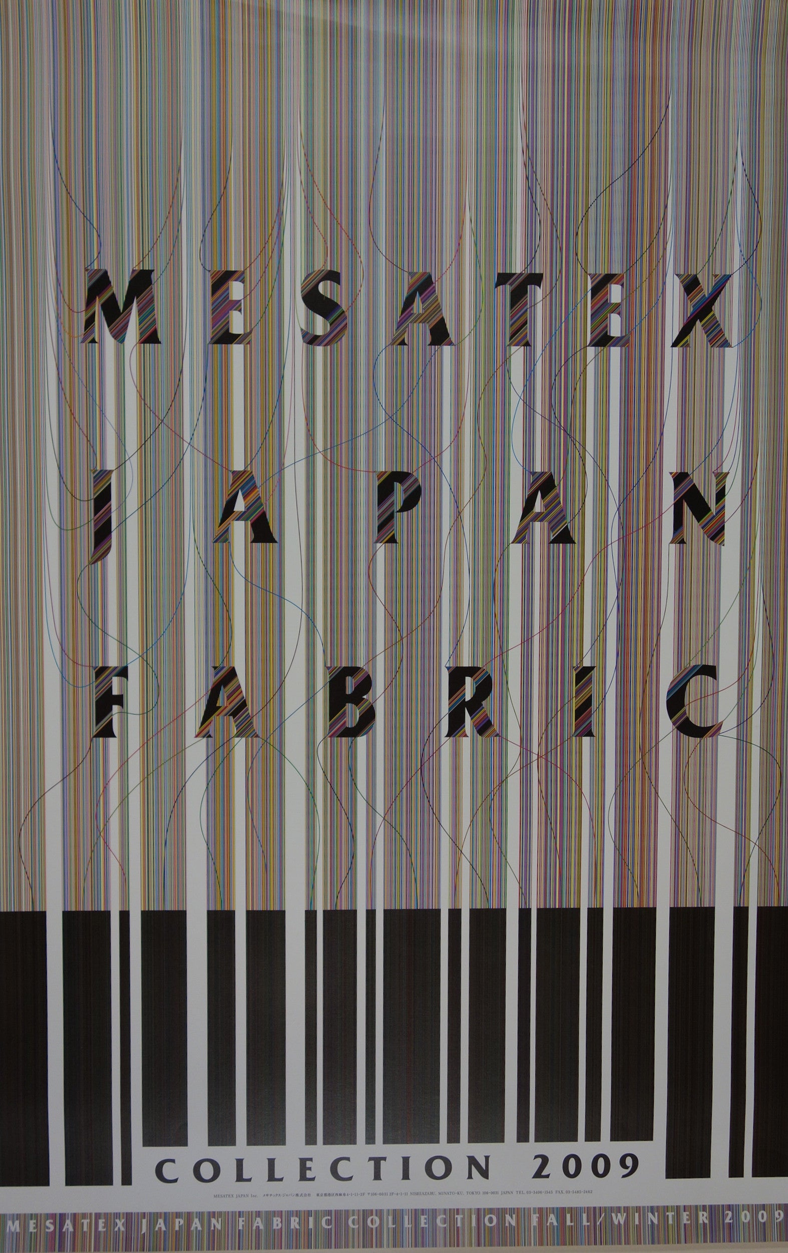 Mesatex Japan Fabric