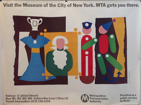 MTA Museum of the City of New York