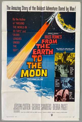 From the Earth to the Moon -- Color