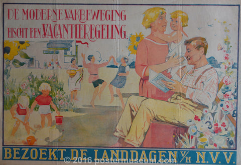 Bezoekt de Landdagen-Visit the Country Days