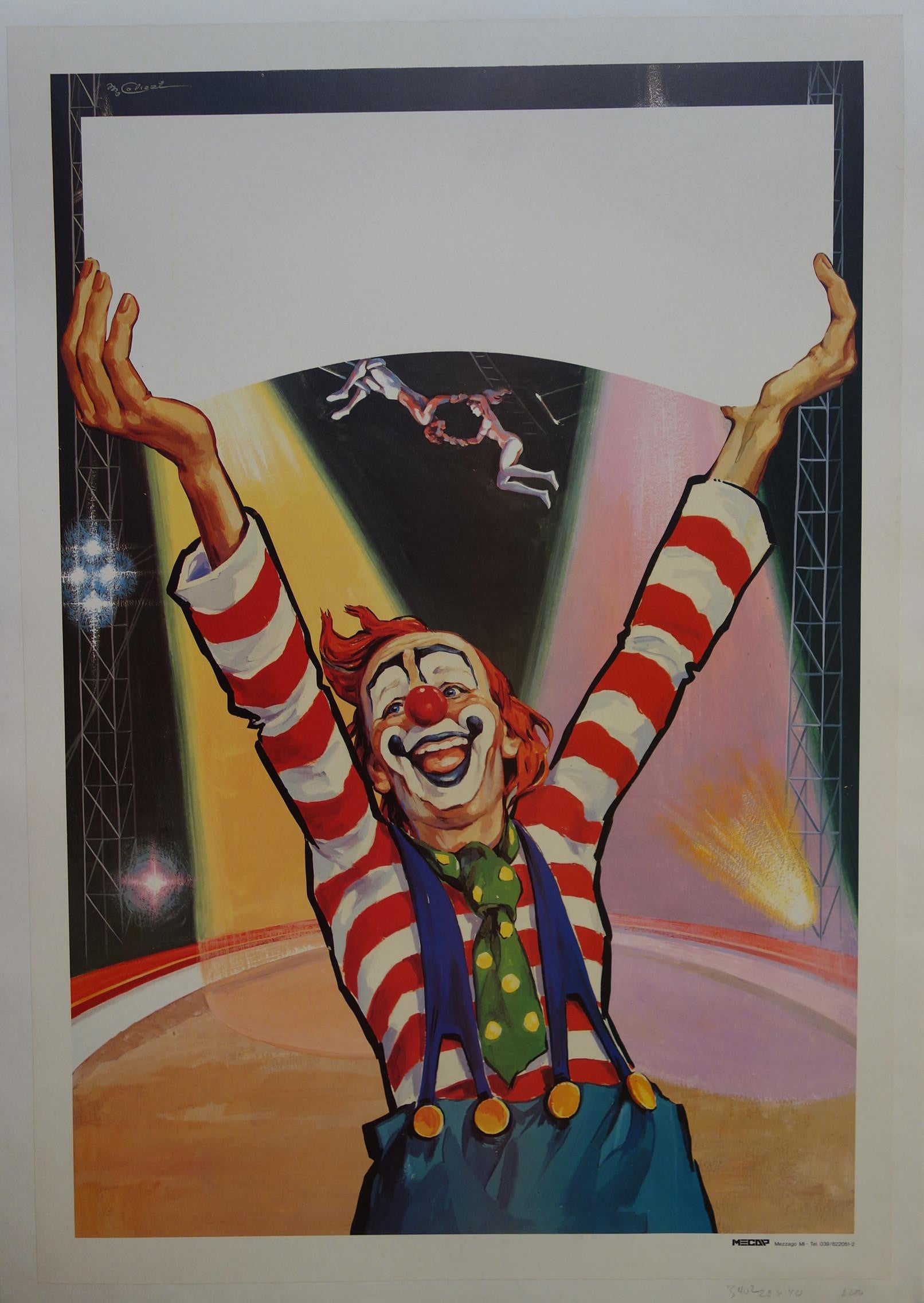 Clown Trapeze