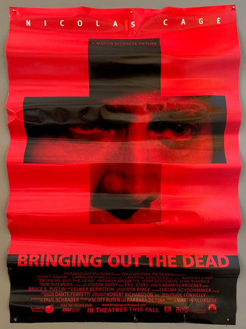 Bringing Out the Dead Movie Poster