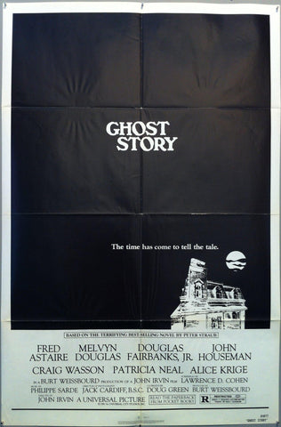 Ghost Story - Poster Museum