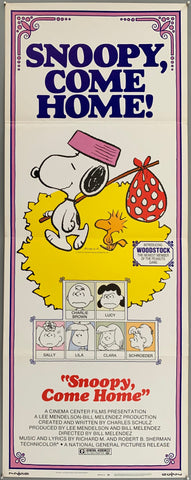 Snoopy, Come HomePoster