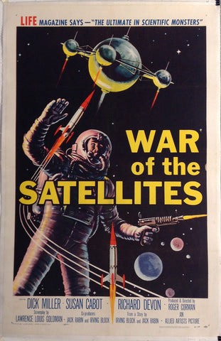 War of the Satellites