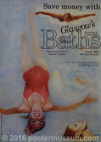 Save Money With Glasgow's Baths