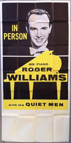 Mr. Piano Roger Williams with the Quiet Men