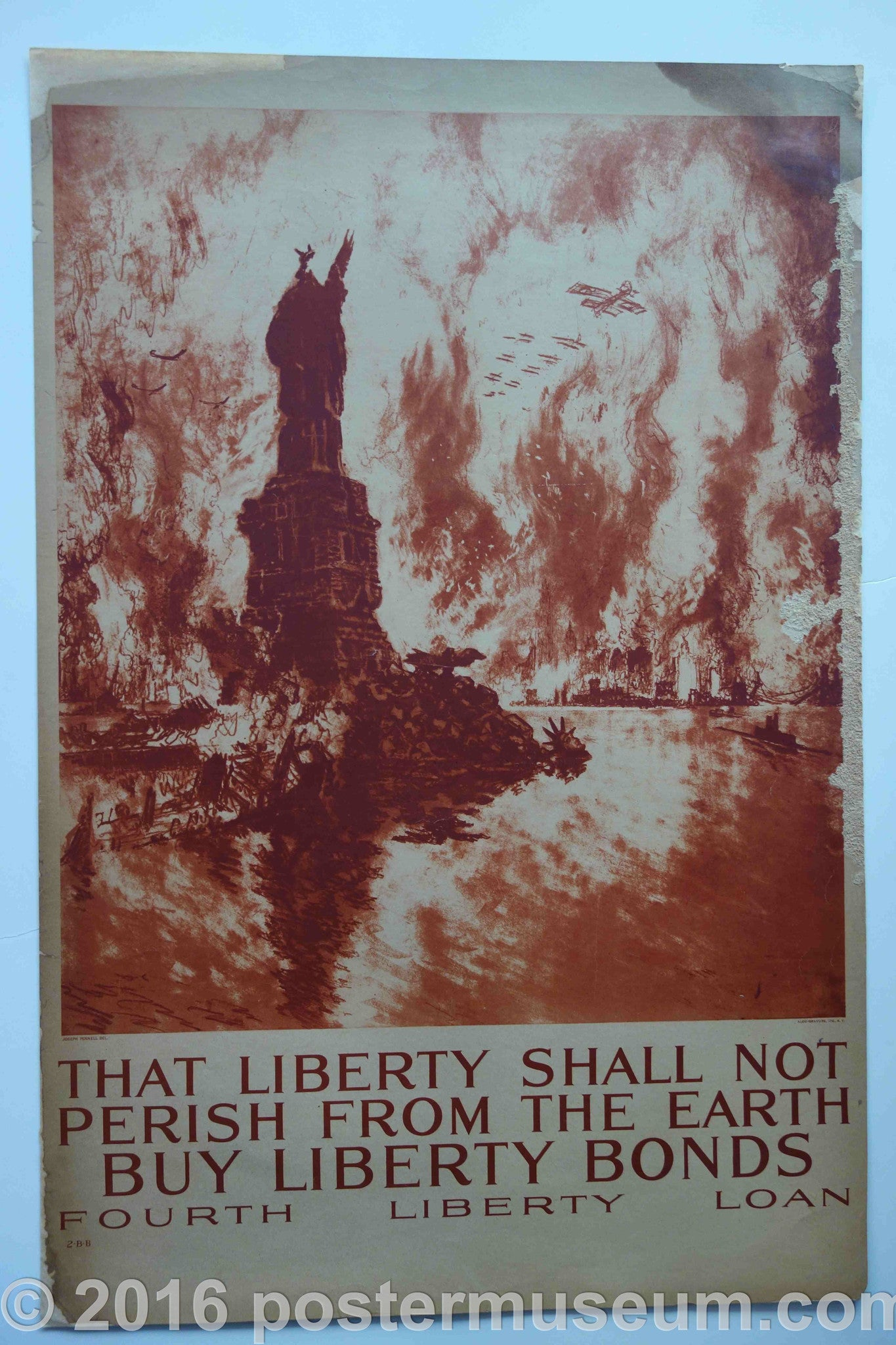 That liberty shall ot perish from the Earth, Buy Liberty Bonds
