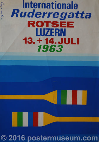 Internationale Ruderregatta