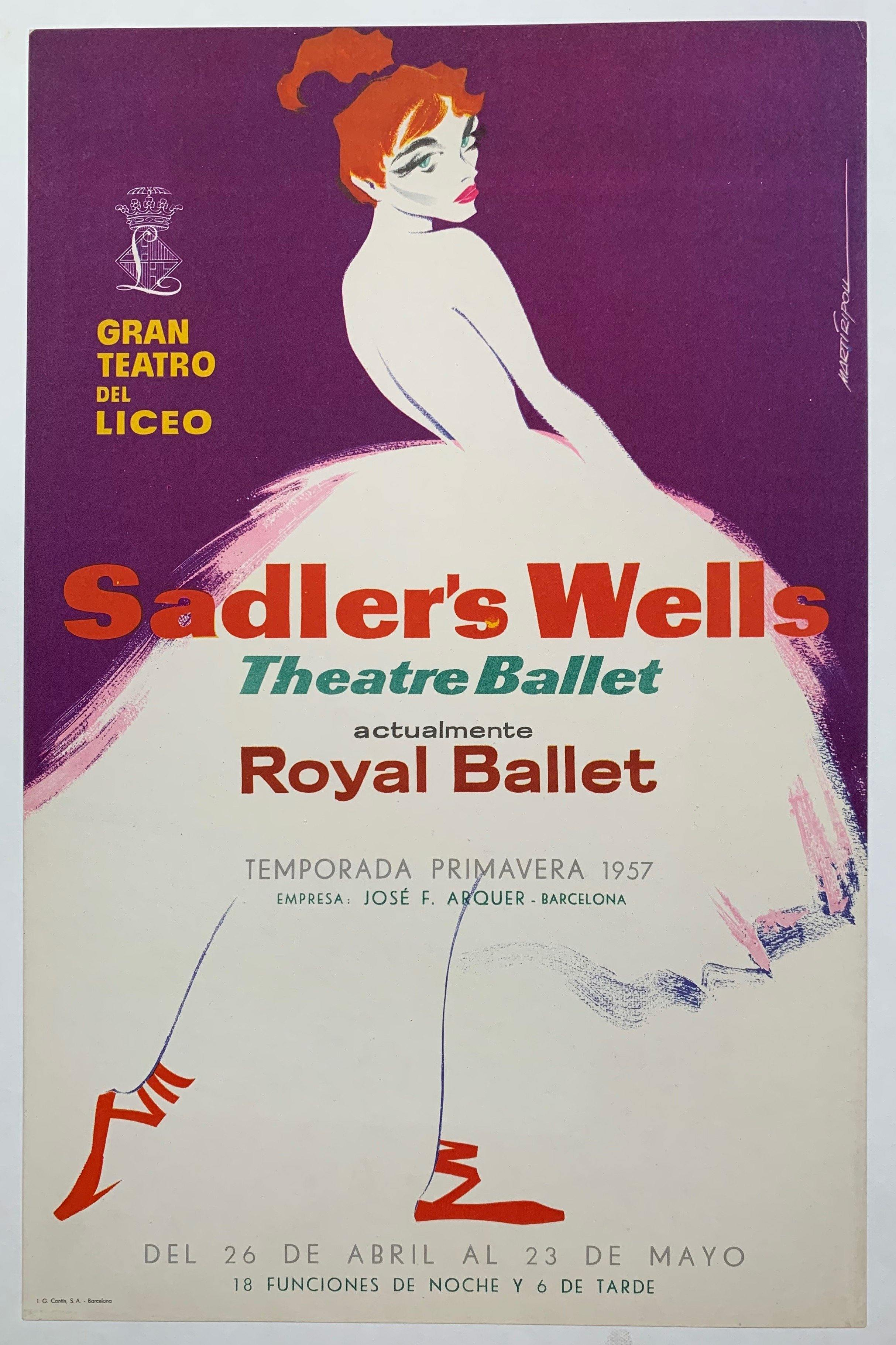 Sadler's Wells Theatre Ballet