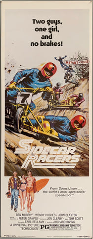 Sidecar Racers Poster