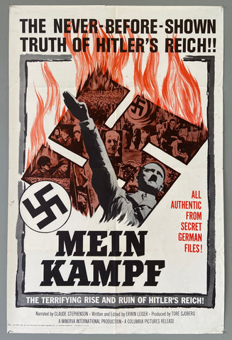 The Never-Before-Shown Truth of Hitler's Reich!! -- Mein Kampf-- The Terrifying Rise and Ruin of Hitler's Reich!