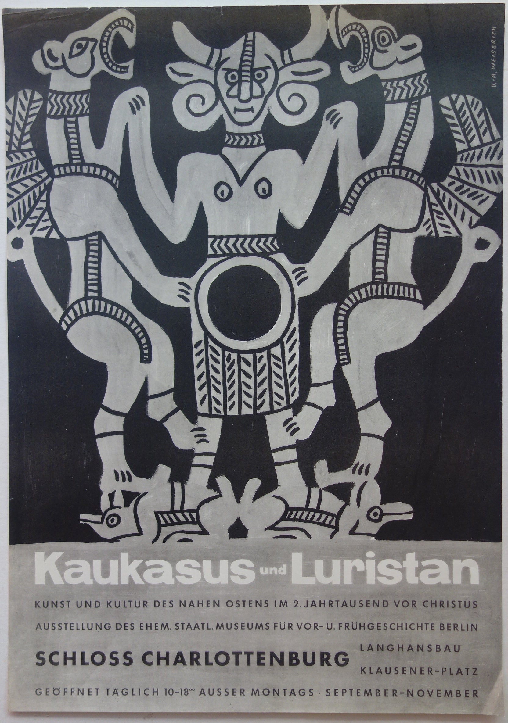 Kaukasus and Luristan