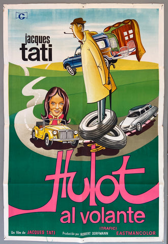 Hulot al Volante Traffic