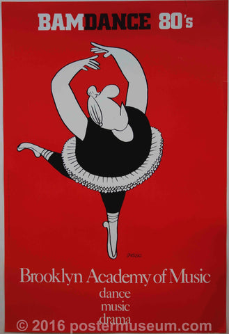 Brooklyn Academy of Music Bamdance