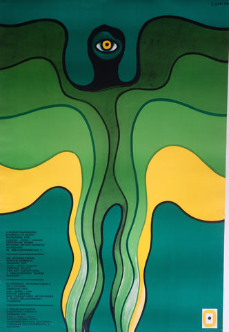 6th International Poster Biennale