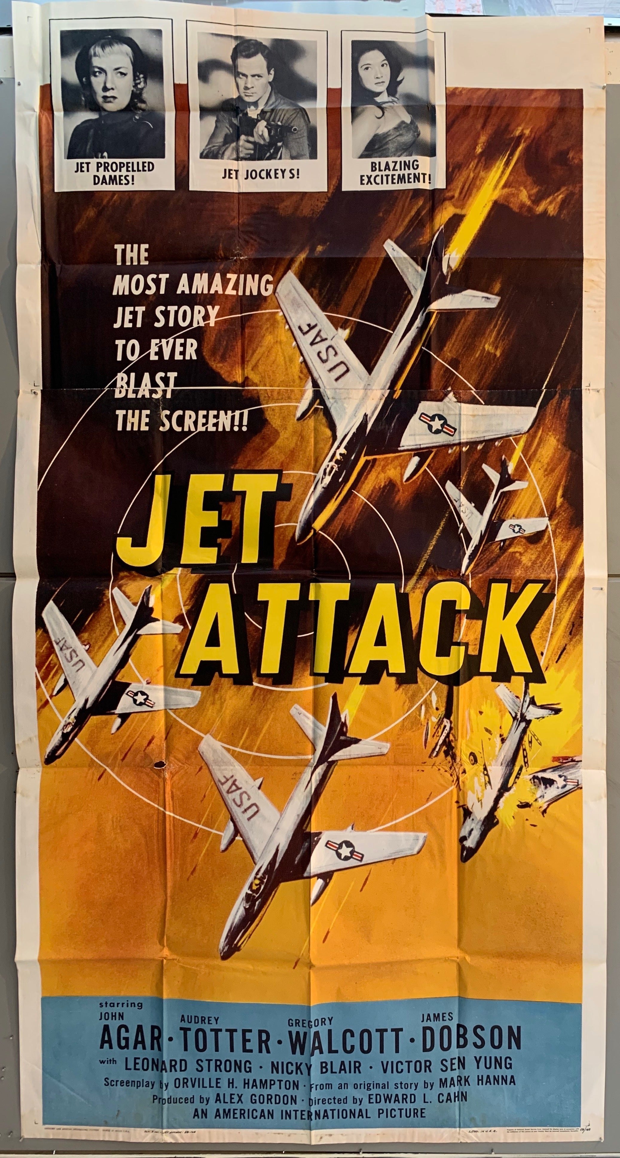 Jet Attack