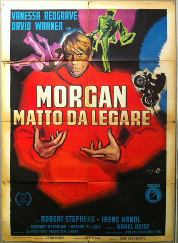 Morgan Matto Da Legare