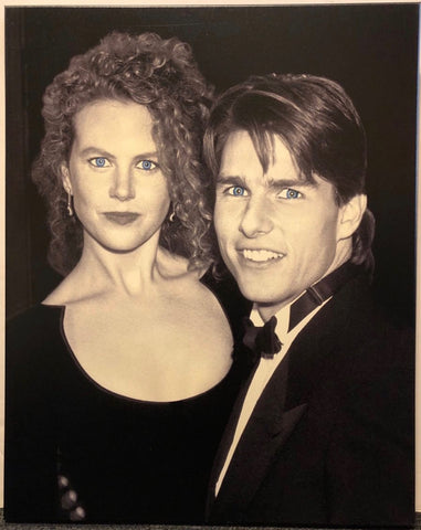 Tom Cruise & Nicole Kidman at Shrine Auditorim