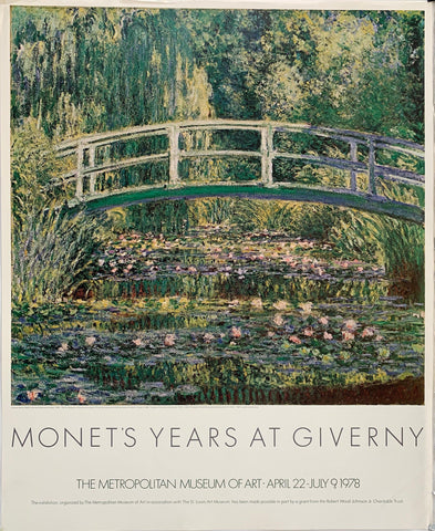Monets Years at Giverny