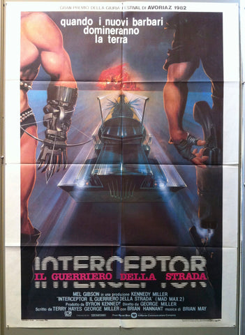 Interceptor Il Guerriero