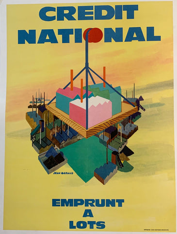 Crédit National - Emprunt à Lots