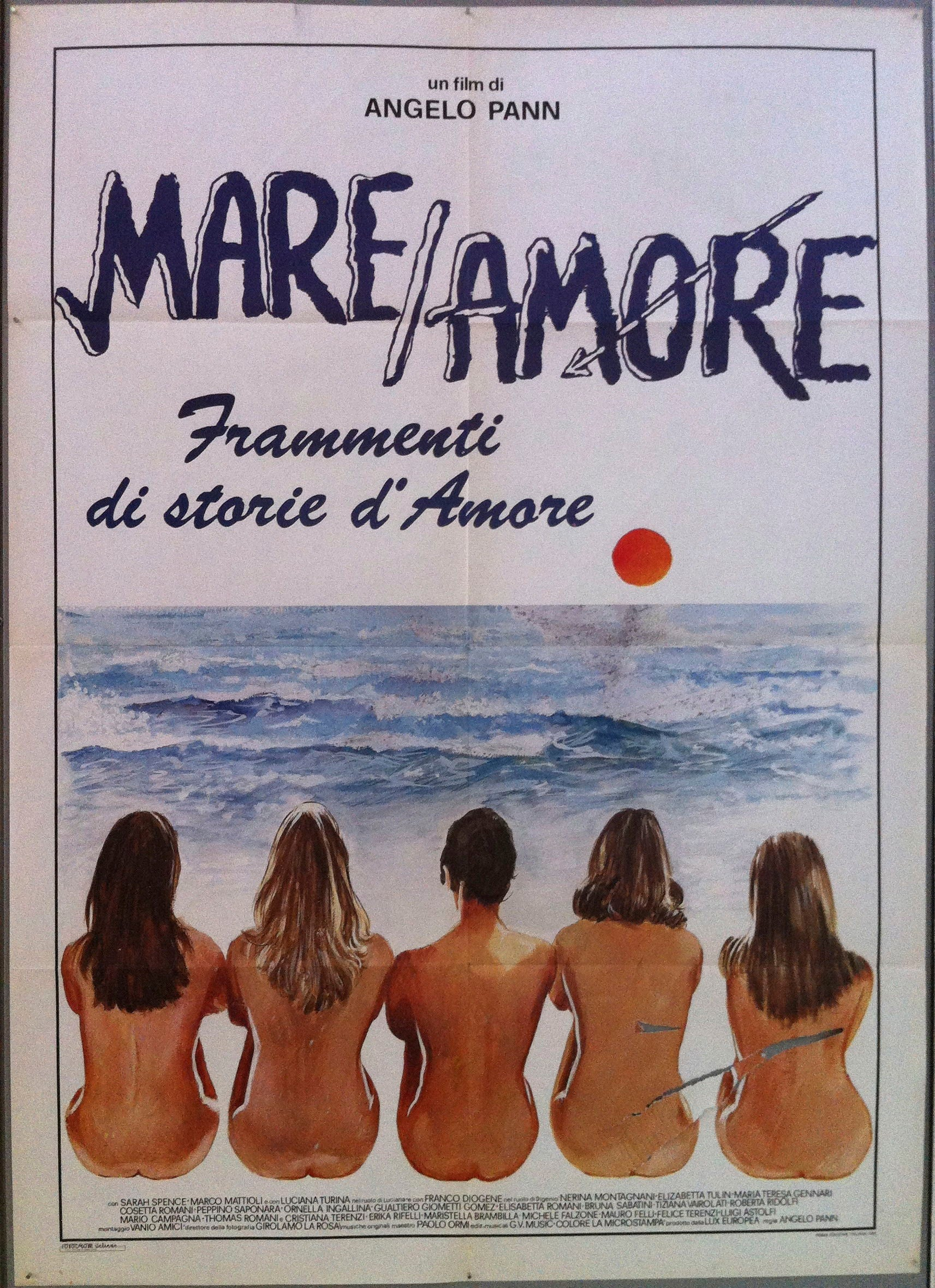 Mare/Amore Frammenti di Storie d' Amore