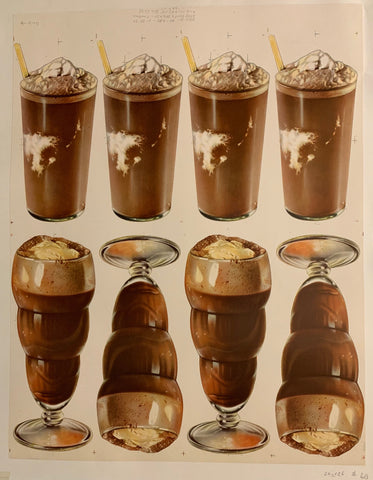 Chocolate Floats