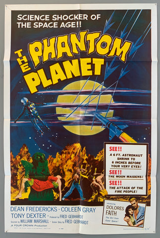 Science Shoker of the Space Age!!: The Phantom Planet