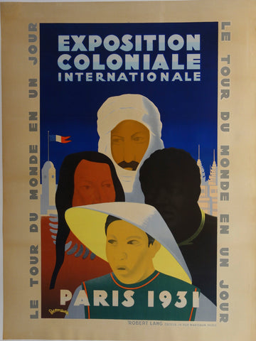 Exposition Coloniale Internationale