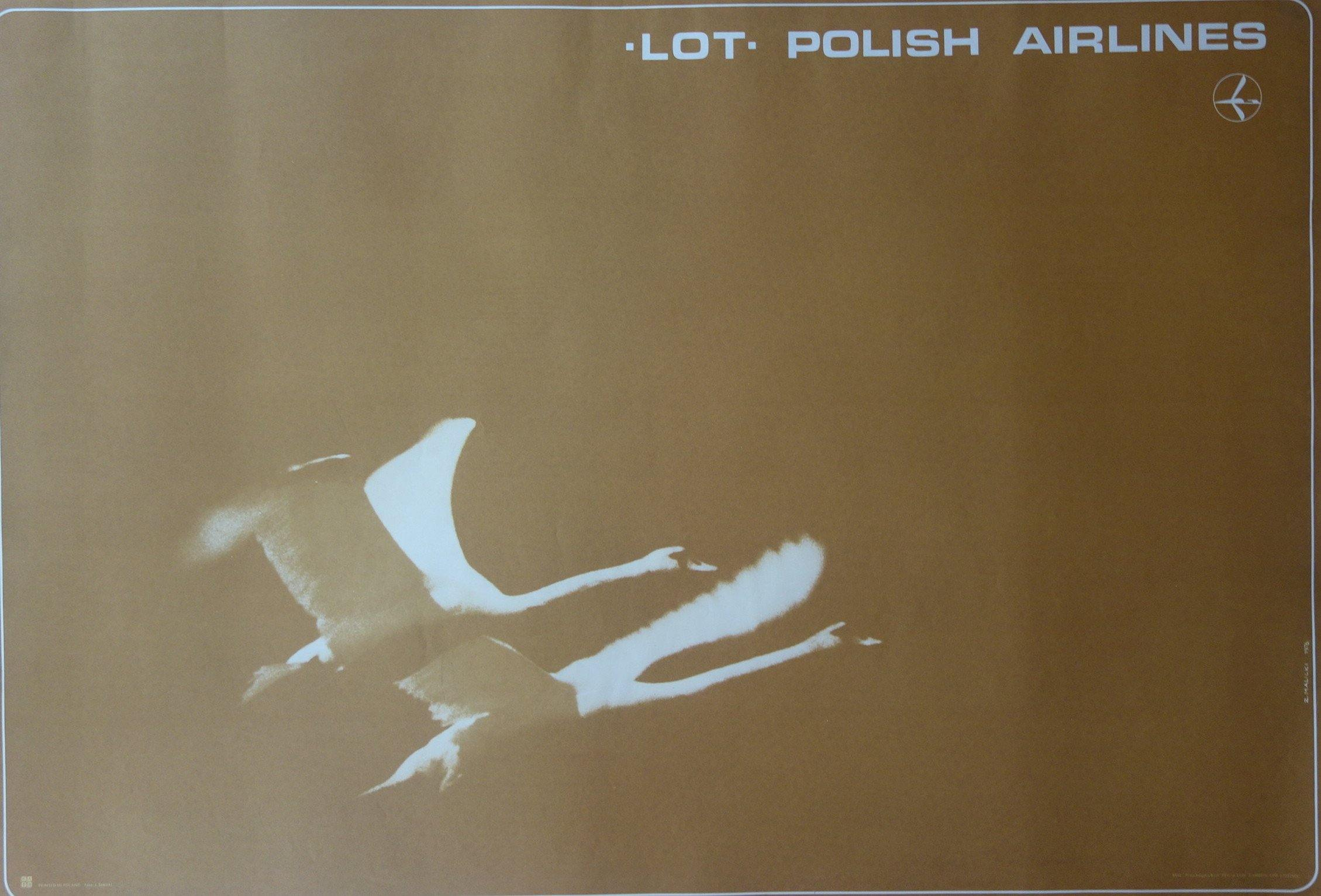 -LOT- Polish Airlines
