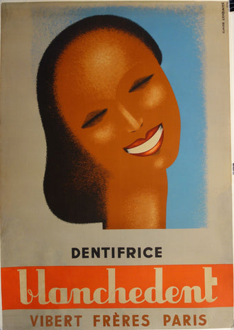 Dentifrice Blanchedent