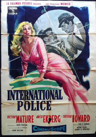 International police - Poster Museum