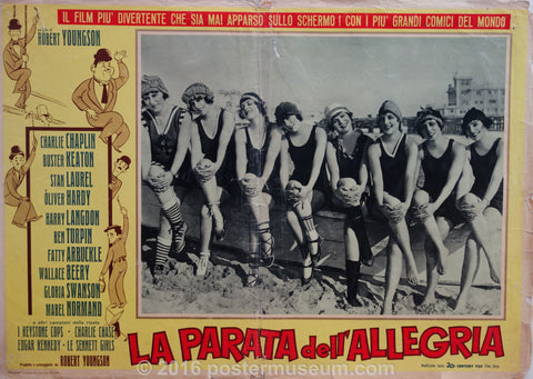 La Parata del l'Allegria (When Comedy Was King)