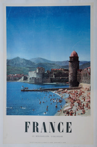 France – Le Roussillon: Collioure
