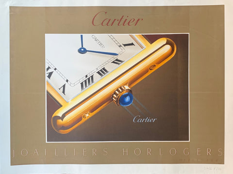 Cartier Advertisement
