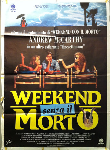 Weekend senza il Morto
