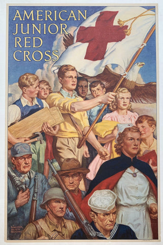 American Junior Red Cross - Poster Museum