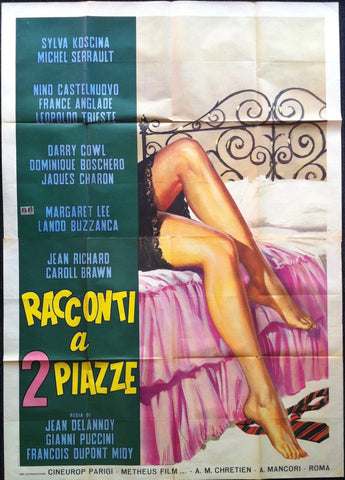 Racconti A 2 Piazze