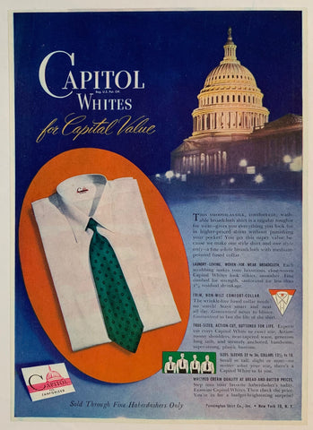 Capitol Whites for Capital Value