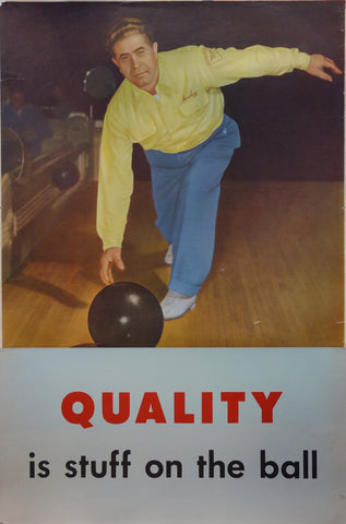 Quality is stuff on the ball