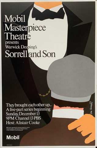Mobil Masterpiece Theatre presents Warwick Deeping's Sorrell and Son