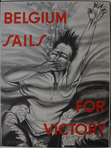 Belgium Sails For Victory