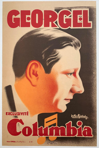 Georgel Columbia - Poster Museum