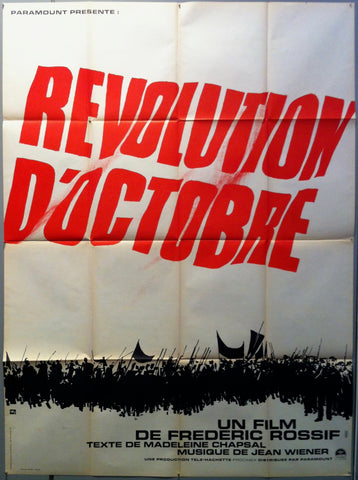 Revolution D'Octobre