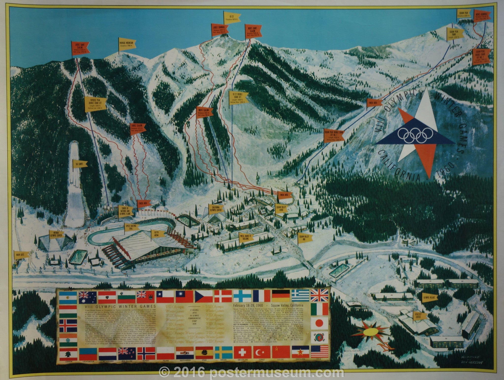 VIII Olympic Winter Games
