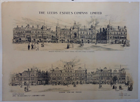 The Leeds Estates Company Limited