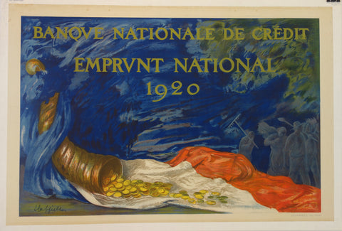 Banqve Nationale De Credit - Emprvnt National