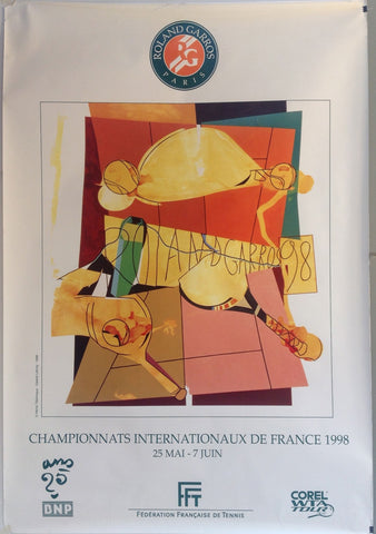 Championnats Internationaux De France 1998