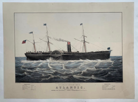 U.S. Mail Steam Ship, ATLANTIC